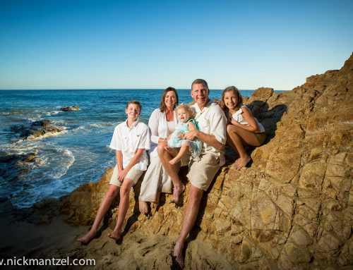 Hardgrove Family Portrait Photography | Laguna Beach | California