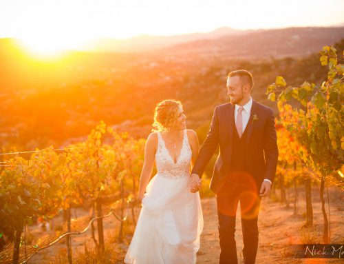 Steven + Lauren's Wedding Photography | Milagro Winery | Ramona, CA