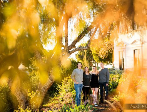 Kroll Family Portraits 2019 | USD Campus | San Diego