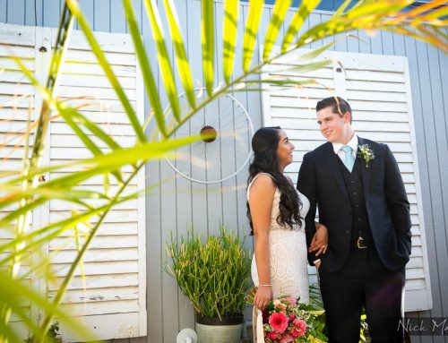 Gabi + Luke's Wedding Photography | The Point | Mission Beach | San Diego