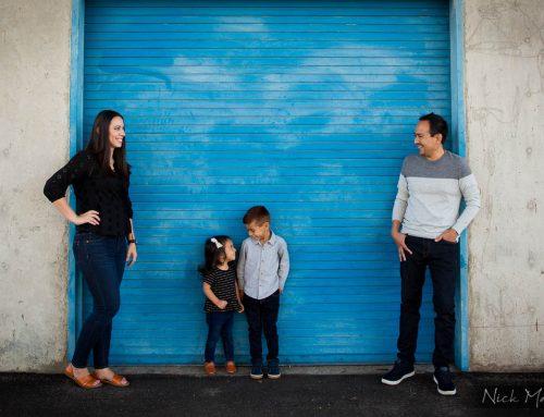 Sanchez Family Portraits | Tidelands Park | Centennial Park | Coronado